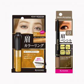 Heavy Rotation Coloring Eyebrow + Eyebrow Pencil Set